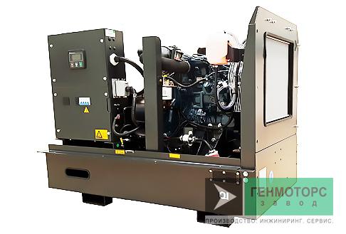 Дизельный генератор (электростанция) Gesan QI 35