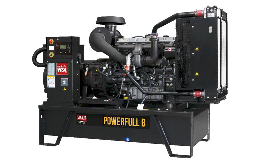 Дизельный генератор (электростанция) Onis Visa P151