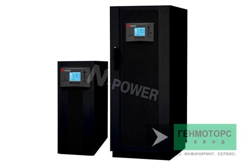 Источник бесперебойного питания Power-Vision Black W400000