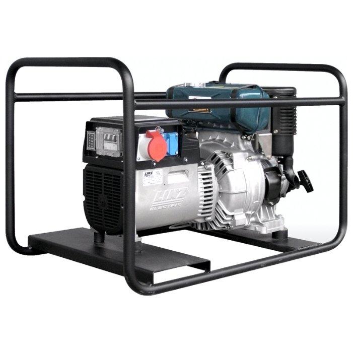 Дизельный генератор (электростанция) Energo ED 6.0/230-S