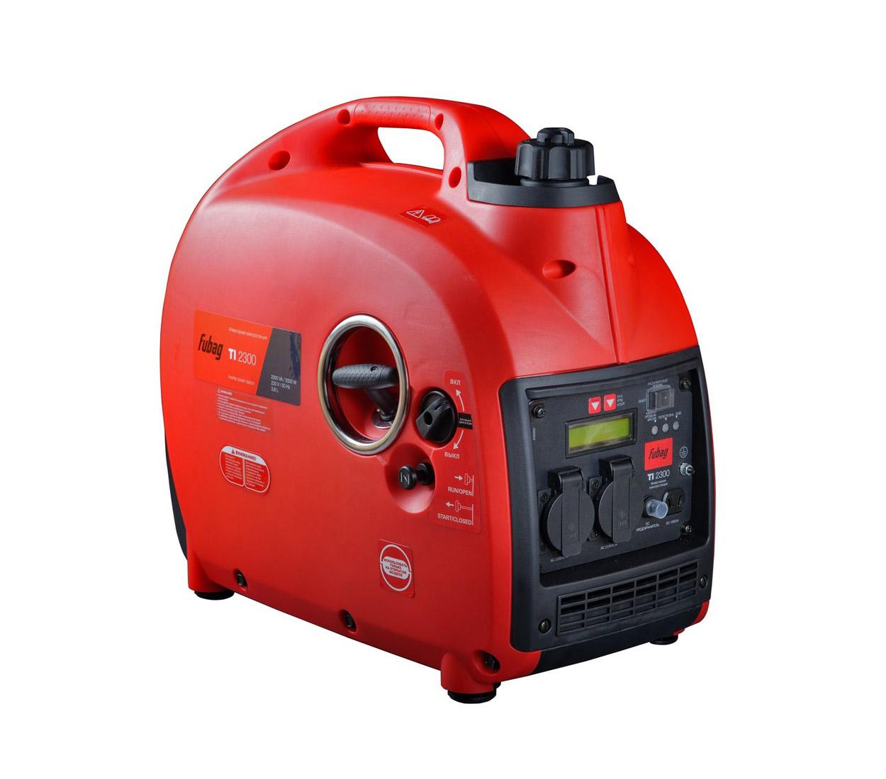 Бензиновый генератор (Бензогенератор) FUBAG TI 2300