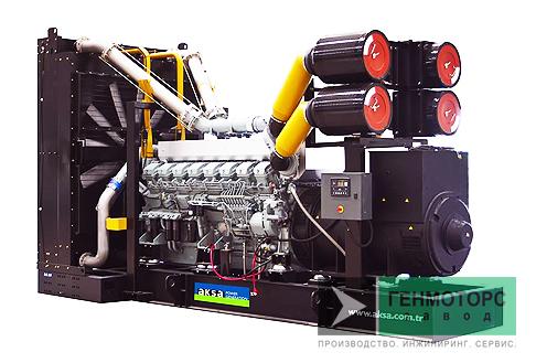 Дизельный генератор (электростанция) AKSA APD1915M