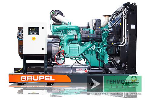 Дизельный генератор (электростанция) G220VVGR Grupel