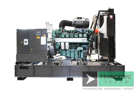 Дизельный генератор (электростанция) Gesan QI 330 ME