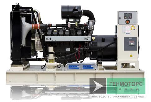 Дизельный генератор (электростанция) Teksan TJ750DW5C
