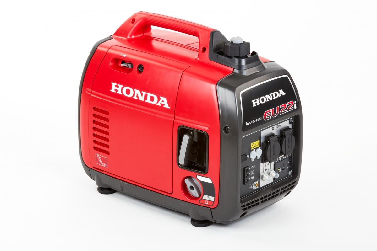 Бензиновый генератор (Бензогенератор) Honda EU 22 i