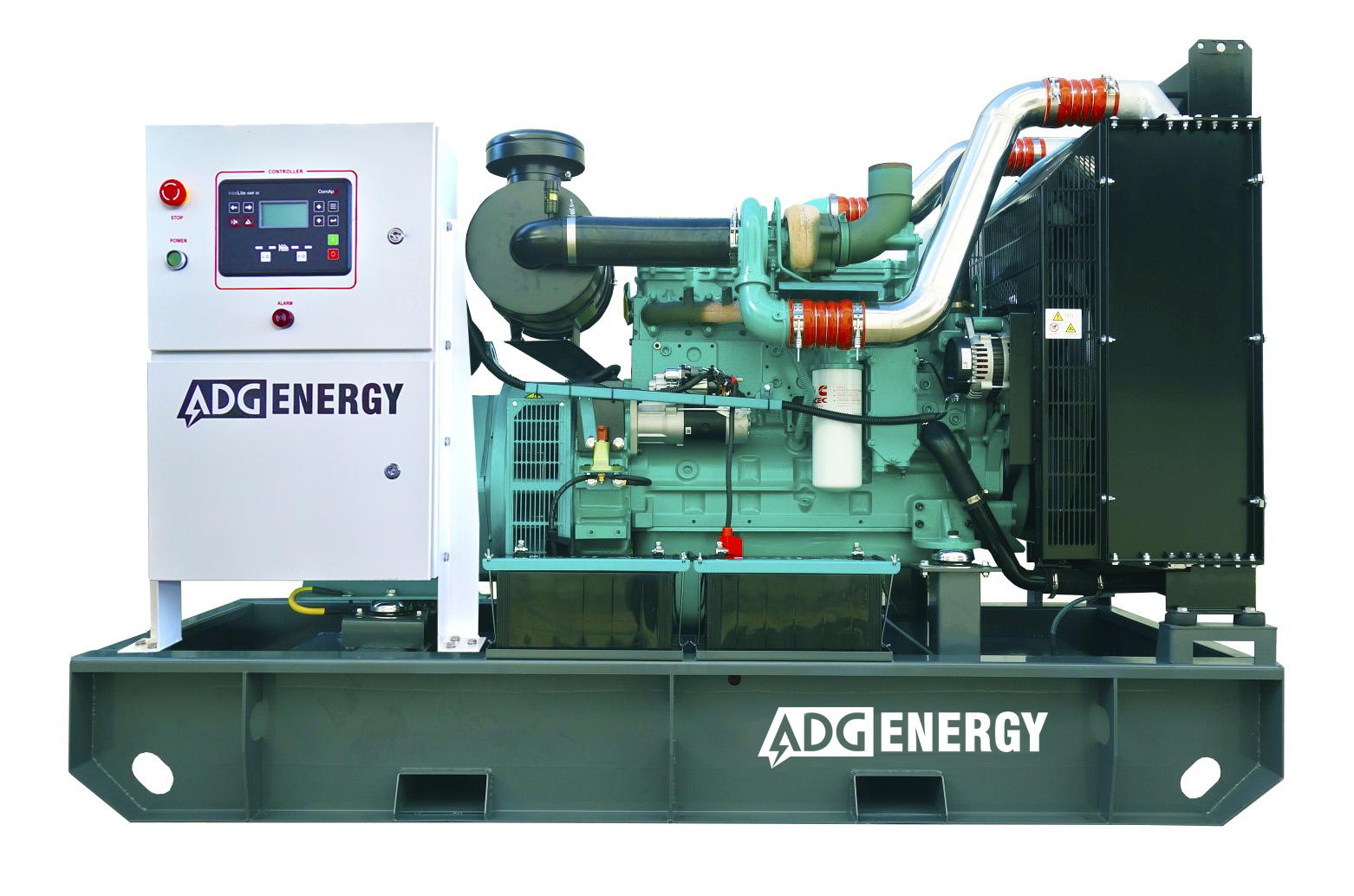 Дизельный генератор (электростанция) ADG-ENERGY AD-220C