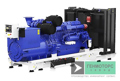 Дизельный генератор (электростанция) FG Wilson P1125P1 / P1250E1