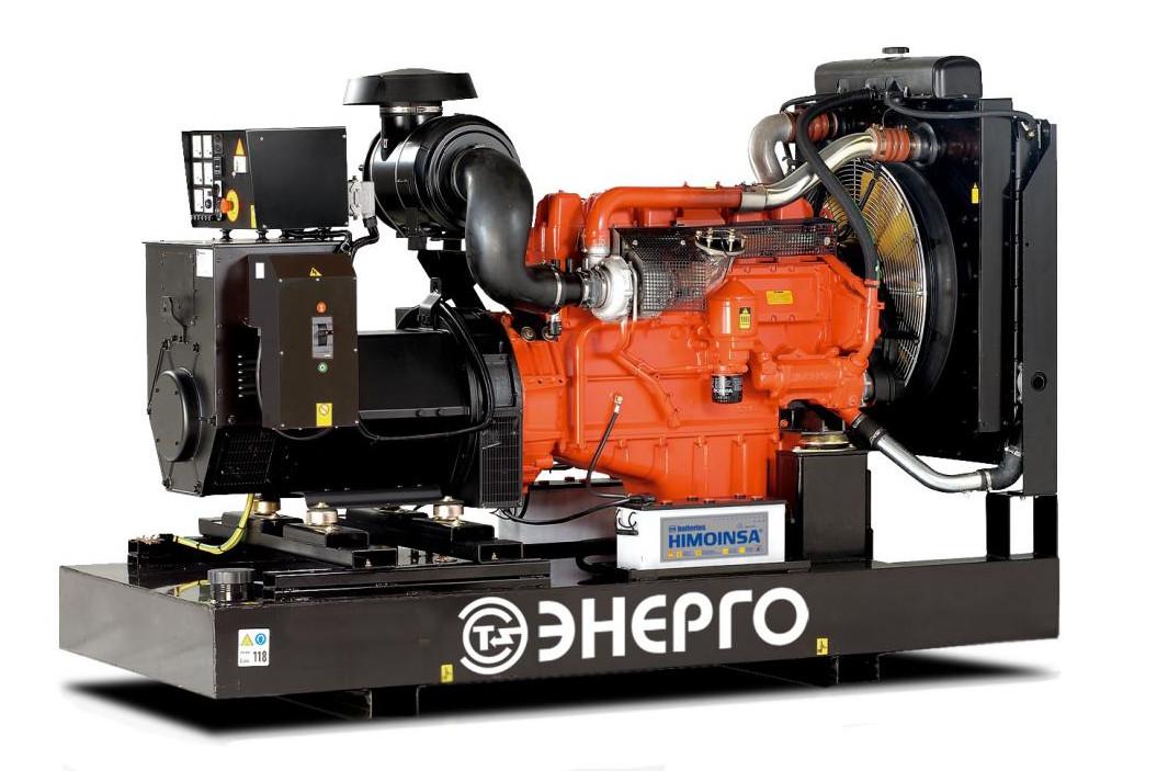 Дизельный генератор (электростанция) Energo ED 350/400 IV