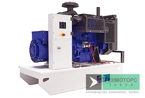 Дизельный генератор (электростанция) FG Wilson F72-1