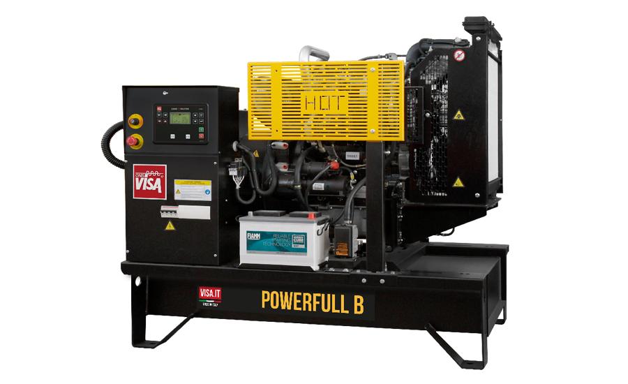 Дизельный генератор (электростанция) Onis Visa D62