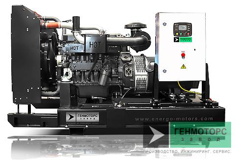 Дизельный генератор (электростанция) АД-400 IVECO