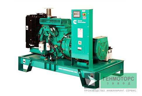 Дизельный генератор (электростанция) Cummins C38D5