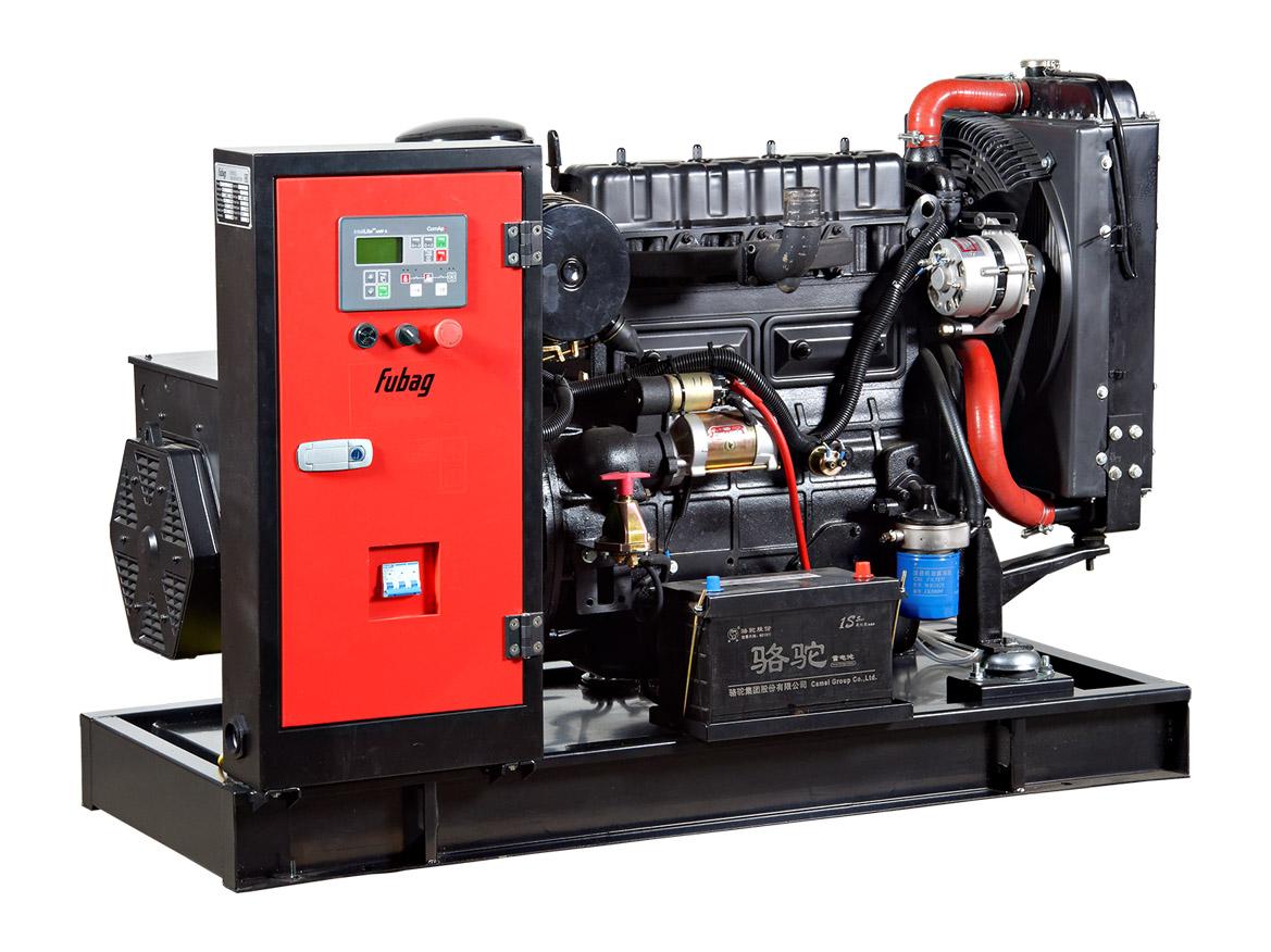 Дизельный генератор (электростанция) FUBAG DS 27 DA ES