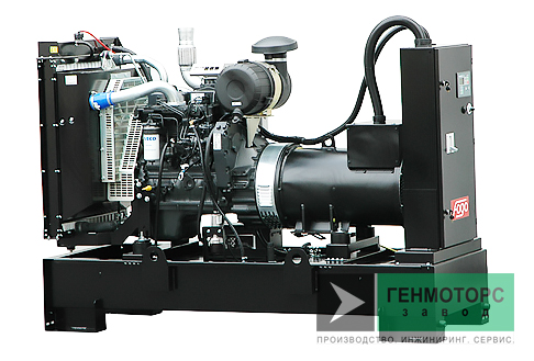 Дизельный генератор (электростанция) FOGO FDF100IS