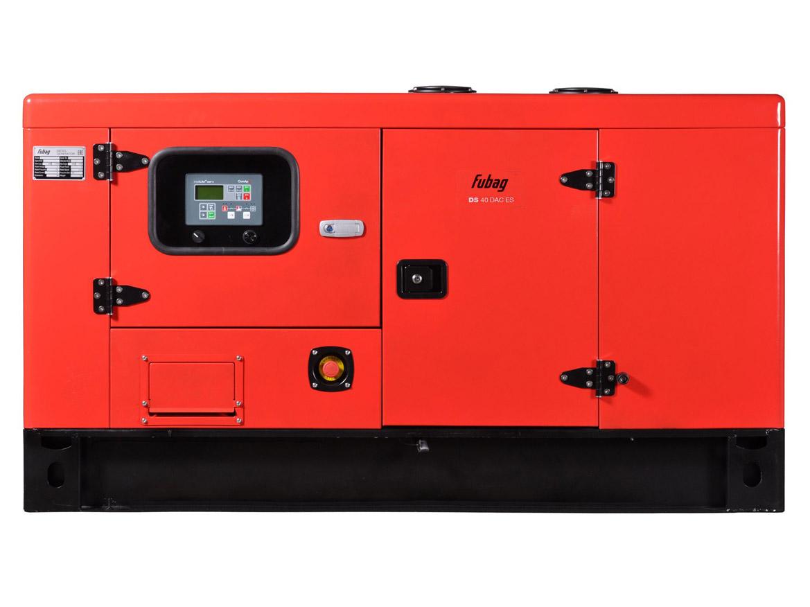 Дизельный генератор (электростанция) FUBAG DS 40 DAC ES