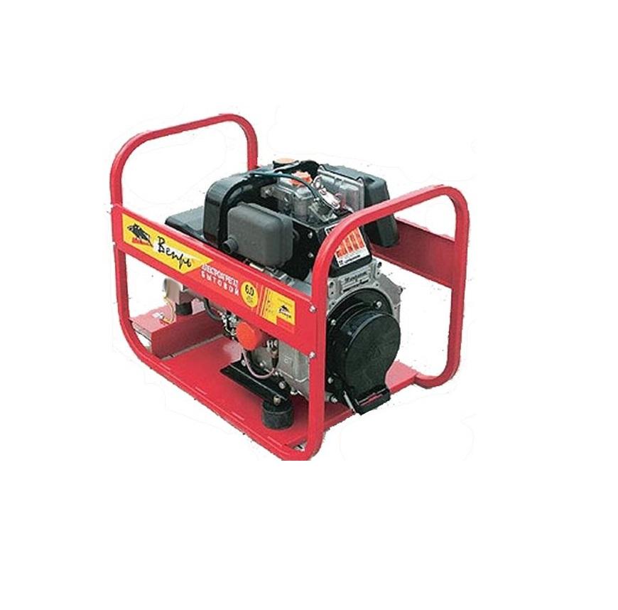 Дизельный генератор (электростанция) ВЕПРЬ АДП 6-230 ВЛ-С