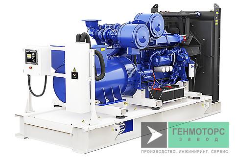 Дизельный генератор (электростанция) FG Wilson P800P1 / P900E1