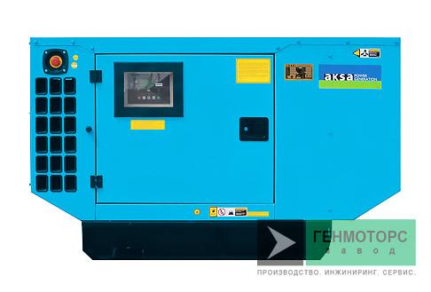 Газопоршневая электростанция (ГПУ)  AKSA APG 100
