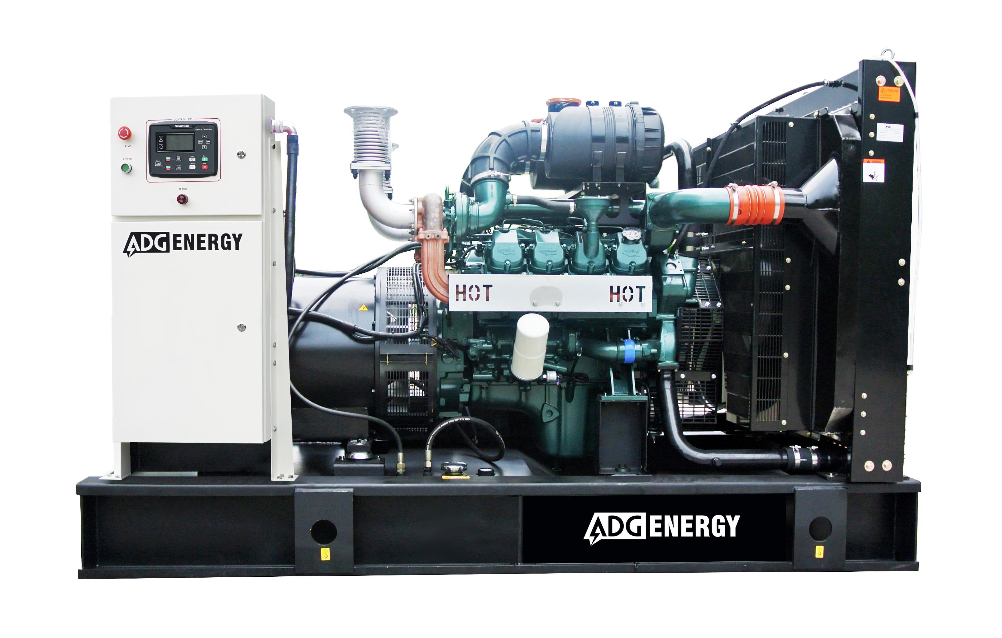 Дизельный генератор (электростанция) ADG-ENERGY AD-625D5