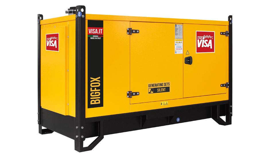 Дизельный генератор (электростанция) Onis Visa D30 BIG FOX
