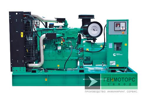 Дизельный генератор (электростанция) Cummins C400D5e